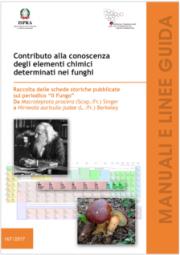 Contributo alla conoscenza degli elementi chimici determinati nei funghi IV volume