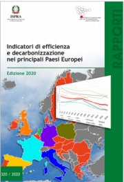Emissioni nazionali di gas serra   Ispra 2020