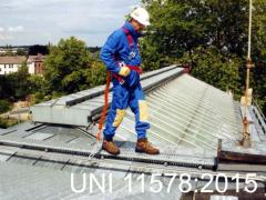 UNI 11578:2015 - Dispositivi di ancoraggio destinati all'installazione permanente