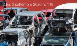 Decreto Legislativo 3 settembre 2020 n. 119