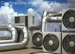 Certificazione Imprese F-GAS