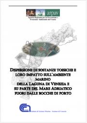 Studio dispersione di sostanze tossiche nella laguna di Venezia
