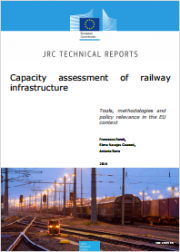 Capacity assessment of railway infrastructure