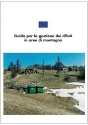Guida per la gestione dei rifiuti in aree di montagna - UE