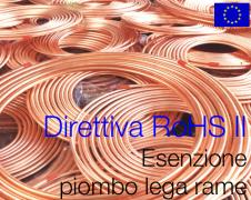 Direttiva delegata (UE) 2018/741 | Modifica All. III Direttiva RoHS II