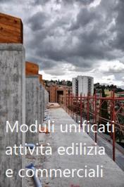 Moduli Unificati Edilizia