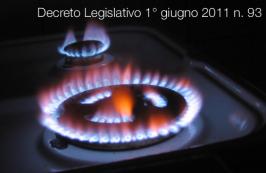 Decreto Legislativo 1° giugno 2011 n. 93