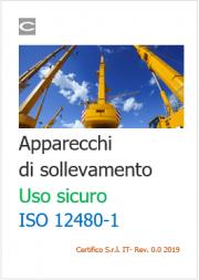 Apparecchi di sollevamento | Uso sicuro ISO 12480-1