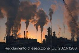 Regolamento di esecuzione (UE) 2020/1208