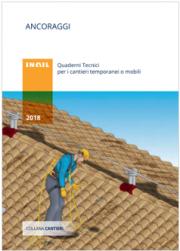 Ancoraggi - Quaderno Tecnico INAIL 2018