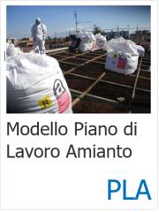 Modello Piano di Lavoro Amianto (PLA)