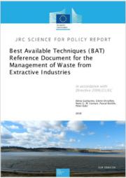 BAT gestione dei rifiuti industrie estrattive