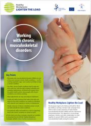 Lavorare in presenza di malattie reumatiche e muscolo-scheletriche