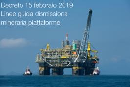 Decreto 15 febbraio 2019