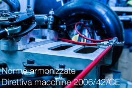 Norme armonizzate Direttiva macchine 2006/42/CE (DM)