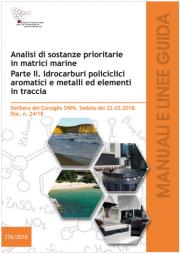 Linee Guida sulle analisi di sostanze prioritarie in matrici marine | Parte II