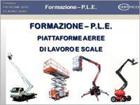 Piattaforme di Lavoro Elevabili - P.L.E.