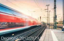 Decisione 2012/757/UE