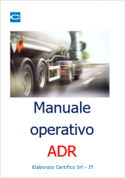 Manuale operativo ADR
