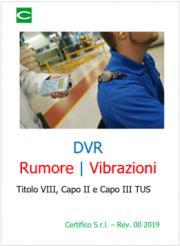 DVR Rumore | Vibrazioni
