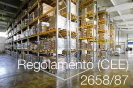 Regolamento (CEE) N. 2658/87