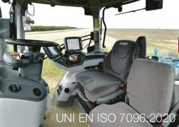 UNI EN ISO 7096:2020 | Vibrazioni trasmesse al sedile dell'operatore
