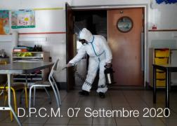 DPCM 07 Settembre 2020