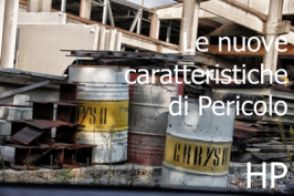 Regolamento (UE) N. 1357/2014 Nuove Caratteristiche di Pericolo Rifiuti