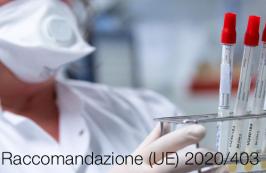 Raccomandazione (UE) 2020/403