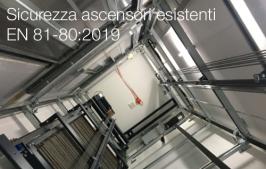 EN 81-80:2019 | Sicurezza ascensori esistenti