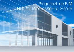 Progettazione BIM: UNI EN ISO 19650-1 e 2