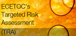 ECETOC's Targeted Risk Assessment
