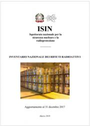 Inventario nazionale dei rifiuti radioattivi | Ed. 2019