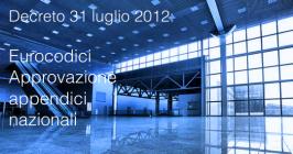 Decreto 31 luglio 2012