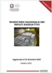 Inventario nazionale dei rifiuti radioattivi aggiornato a dicembre 2019