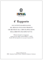 4° Rapporto ISPESL