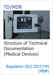 Structure of Technical Documentation (Medical Devices)