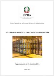 Inventario nazionale dei rifiuti radioattivi