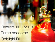 Circolare INL n.1/2018