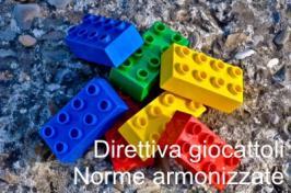 Norme armonizzate direttiva giocattoli Marzo 2015