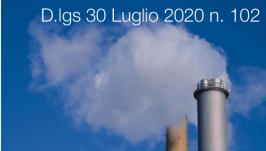 Decreto Legislativo 30 luglio 2020 n. 102
