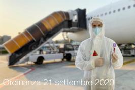 Ordinanza 21 settembre 2020