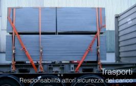 Trasporti: Responsabilità attori sicurezza del carico