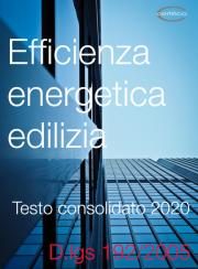 D.Lgs. 192/2005 Efficienza energetica edilizia | Consolidato