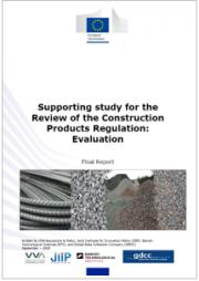 Revisione del regolamento prodotti da costruzione (CPR)