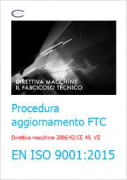 Procedura Gestione Aggiornamento FTC macchine Ed. 2017