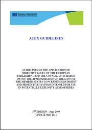 Guida ATEX Prodotti Dir. 94/9/CE - IIIa Ed. 06.09 ITA