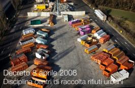 Decreto 8 aprile 2008