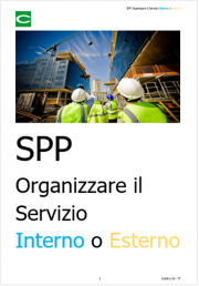SPP Organizzare il Servizio Interno o Esterno