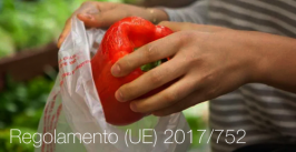 Regolamento (UE) 2017/752